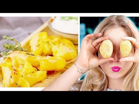 3 Rezepte mit übrigen Kartoffeln 🥔