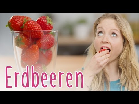 Superfood Erdbeere?! #Berrymania