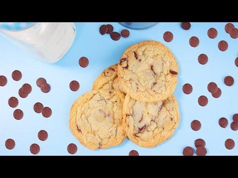 Subway Chocolate Chip Cookies - ganz einfach selbst machen