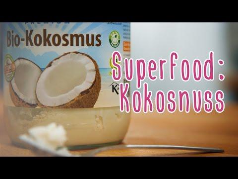 Superfoods - Kokosnuss