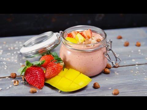Smoothie Bowl I Das schnelle und leckere Frühstück