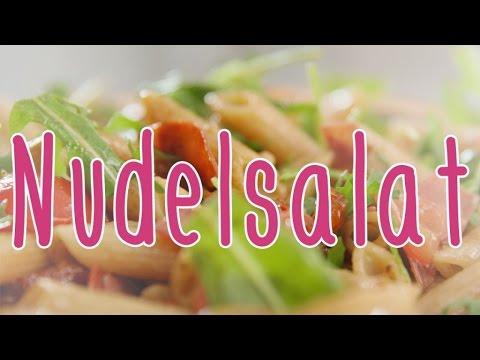 Nudelsalat | Für Fleischesser und Veganer