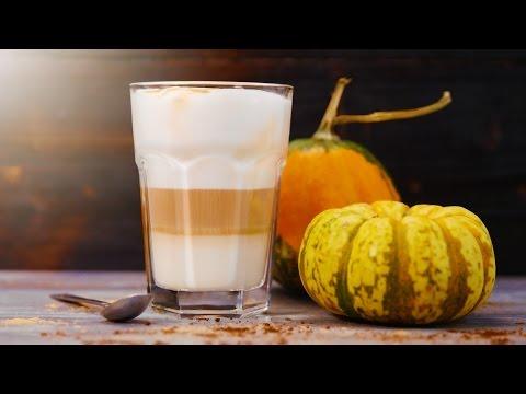 DIY STARBUCKS Pumpkin Spice Latte
