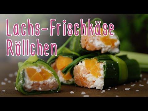 Lachs Frischkäse Maki | Dschungel Edition