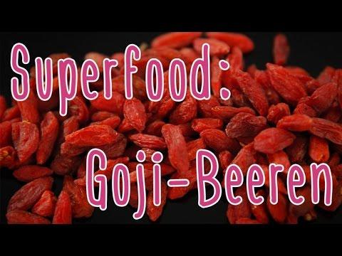 Superfoods | Goji Beeren