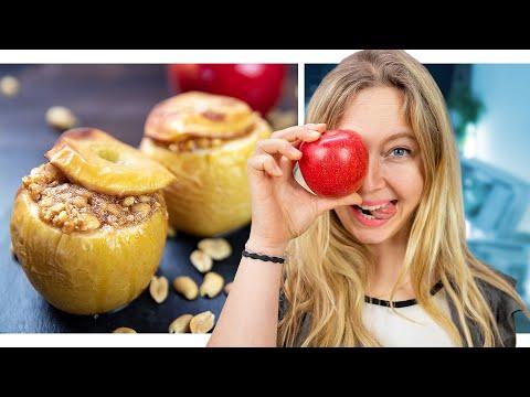 3 leckere Rezepte mit euren alten Äpfeln 🍎