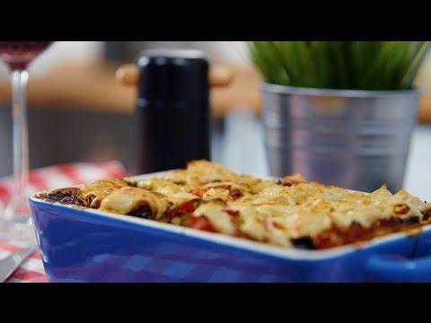 Vegane Lasagne YUMMY!